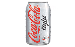 Foto Coca-Cola light (33 cl)