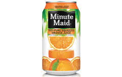 Foto Minute Made jus d'orange